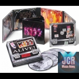 Kiss Alive! 1975-2000 (4 CD)