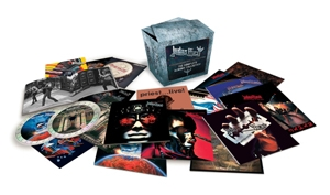 Complete Albums Collection Judas Priest (19PC, Limited Edition, Boxed Set)