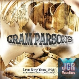 Live In New York 1973 Featuring Emmylou Harris (2CD)