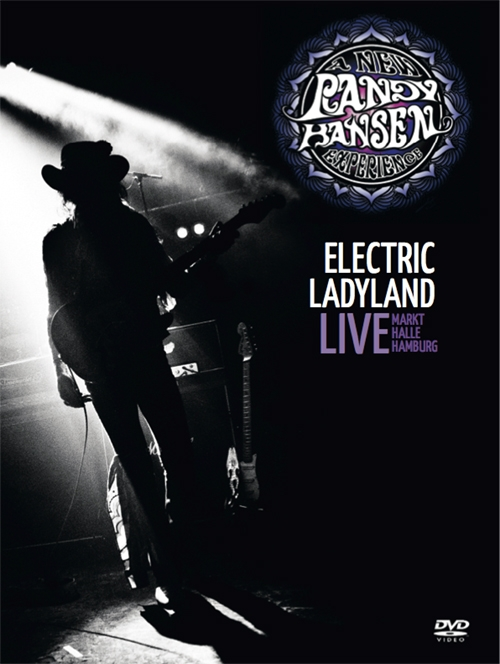 Electric Ladyland Live (DVD IMPORT ZONE 2)