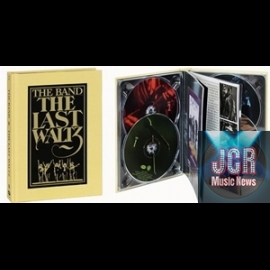 The Last Waltz ( 4 CD + LIVRE)