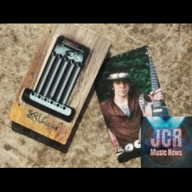 stevie ray vaughan-box set (coffret 5CD+DVD+LIVRE)