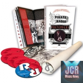 Pirate Radio (COFFRET 4 CD + 1 DVD)