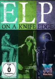 On A Knife Edge: Live (DVD IMPORT ZONE 2)