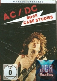 Worlds Greatest Artists - AC/DC Rock Case Studies (2 DVD IMPORT ZONE 2)