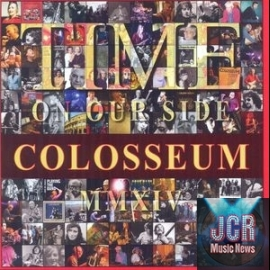 Time on Our Side (Jewel Case Packaging)