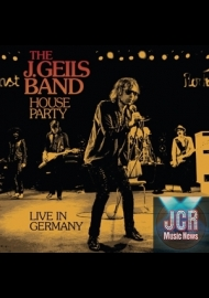 House Party Live In Germany Rockpalast 1979 (DVD IMPORT ZONE 2 + CD)