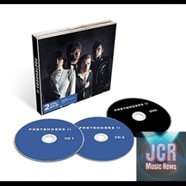 Pretenders II (Bonus One CD Plus One DVD)