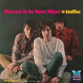 Heaven Is in Your Mind / Mr Fantasy (Vinyl)