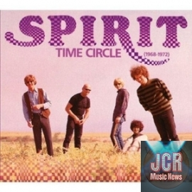 Time Circle 1968 - 1972 (45 Tracks - 2 CD's)