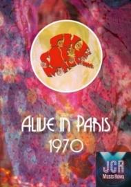 Alive In Paris 1970 (DVD IMPORT ZONE 2)