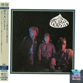 Fresh Cream (Stereo & Mono +5 Bonus Tracks)  (Japanese Mini-Lp Sleeve)