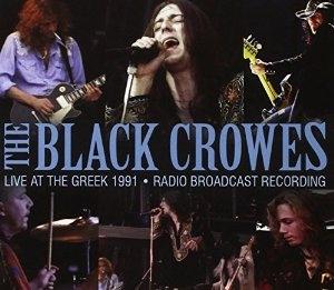 The Black Crowes live at LA's famous Greek Theatre, 1991.