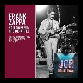 HALLOWEEN IN THE BIG APPLE - Live FM Broadcast From The Palladium NYC 31/10/77