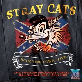 Rock This Town - Live. FM Radio Broadcast Concert, Ritz, New York, USA - 18 Oct 1988 (Remastered)