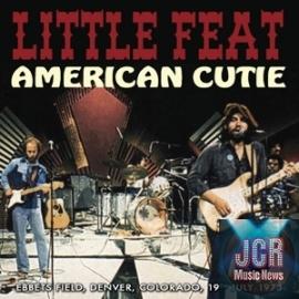 American Cutie Live 1973