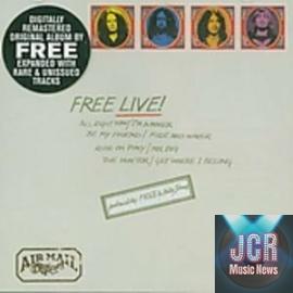 Free Live (remastérisé + 7 bonus tracks)