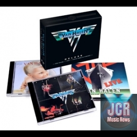Van Halen - Deluxe [ 4 CD * Box-Set]
