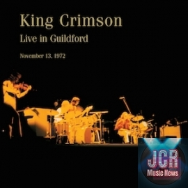 Live in Guildford, November 13th, 1972