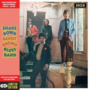 Shake Down- Paper Sleeve- CD Deluxe  Collector's Edition, Limited Edition, Original recording remastered