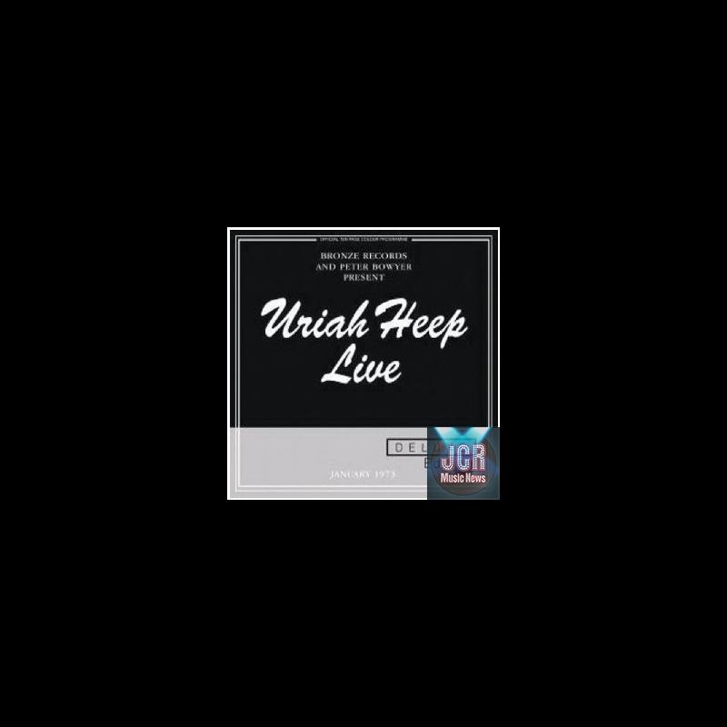 Uriah Heep Live 1973 Jcrmusicnews
