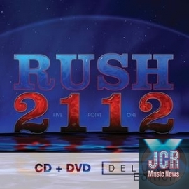 2112 (2PC, With DVD, Deluxe Edition, Digipack Packaging)