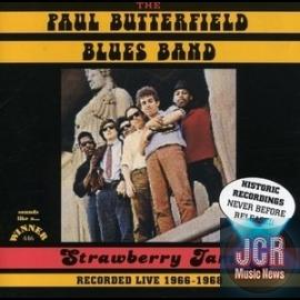 Strawberry Jam Live 1966 & 1968