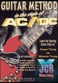 guitar method: in the style of AC/DC (DVD IMPORT ZONE 1)