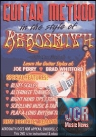 guitar method: in the style of Aerosmith (DVD IMPORT ZONE 1)