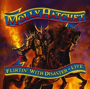 Flirtin' With Disaster LIVE (DVD IMPORT ZONE 1 + CD)