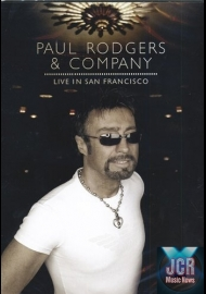 & Company - Live In San Francisco (DVD IMPORT ZONE 2)