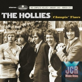 Changin' Times - The Complete Hollies: January 1969 – March 1973 (5CD)