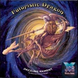 Dazzling Raiment The Alternate Futuristic Dragon