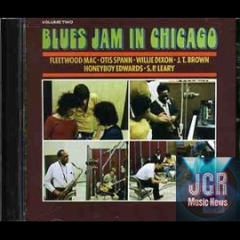 Blues Jam in Chicago, Vol. 2 ( + bonus tracks)