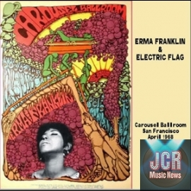 Electric Flag Featuring Erma Franklin