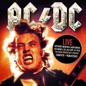 Live - Veterans Memorial Auditorium, Columbus, OH, USA Sept 10th 1978