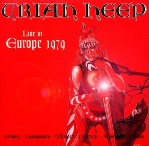 Live in Europe 1979 (2CD * remastérisé)