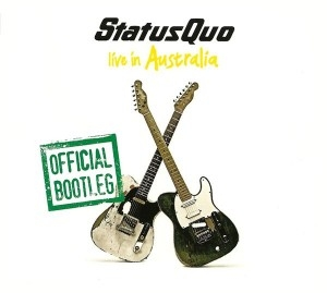 Live in Australia: Official Bootleg