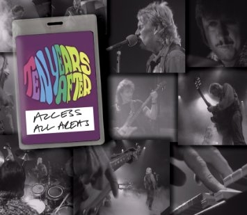 Access All Areas CD+DVD, Double CD