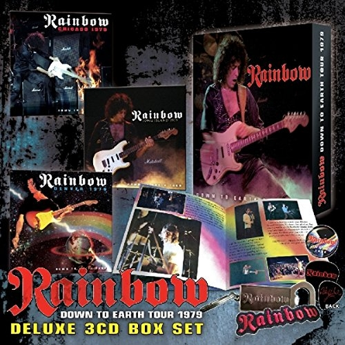 Down To Earth Tour 1979 (3CD Box Set)
