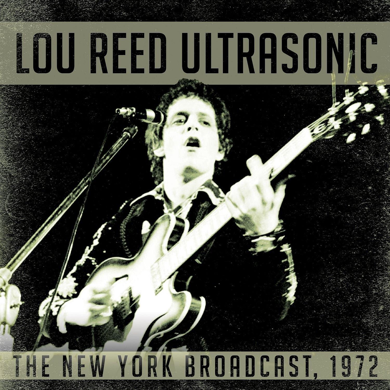 Ultrasonic Live Radio Broadcast 1972
