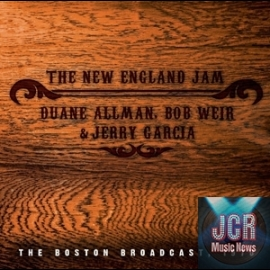 The New England Jam (Jerry Garcia*Bob Weir*Duane Allman)