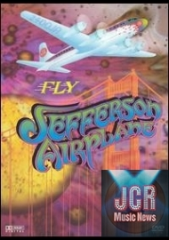Fly Jefferson Airplane (DVD IMPORT ZONE 2)