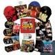 "When Slade Rocked The World 1971-1975 (180g Colour Vinyl 4LP + 4 x Pic Sleeve 7"" + Flexidisc + 2CD + Books - Limited Box Set)"