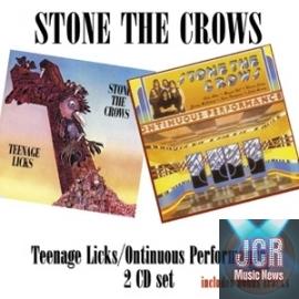 Teenage Licks/Ontinuous Performance (2CD + bonus tracks)