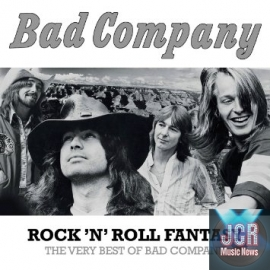 Rock 'N' Roll Fantasy: The Very Best Of Bad Company (+ inédits)