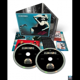 Savage Amusement CD+DVD (50th Anniversary Deluxe Edition)