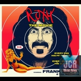 Frank Zappa & The Mothers - Roxy: The Movie (+ Audio-CD) [2 DVD IMPORT ZONE 2]