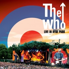 Live in Hyde Park (Deluxe Book+DVD+Blu-ray+2CD)