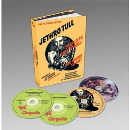 Too Old To Rock 'N' Roll: Too Young To Die! (2CD+2DVD Case Bound Book)
